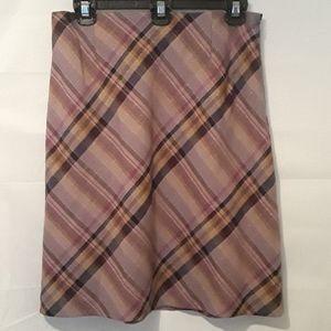Ann Taylor Wool Blend Skirt